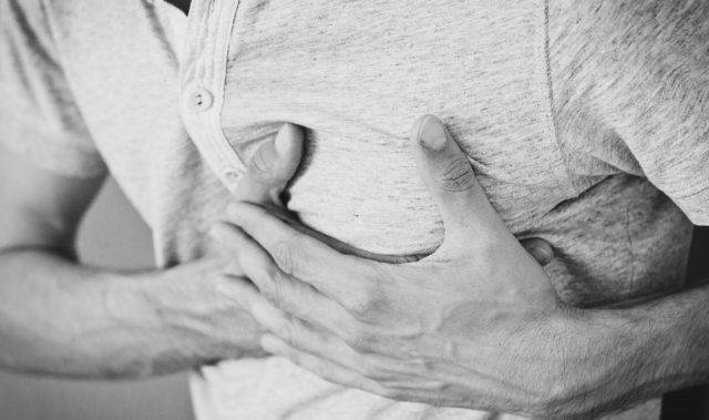 angine de poitrine